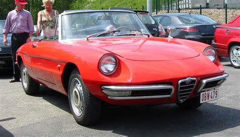 1966 Alfa Romeo Spider 1600