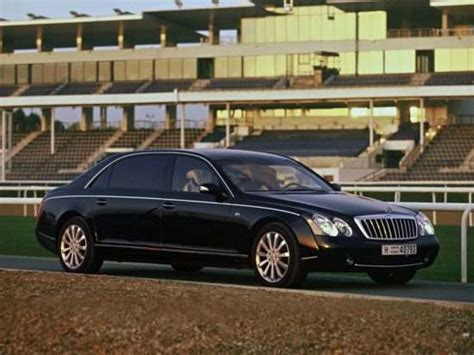 2009 Maybach 62 Models, Trims, Information, And Details