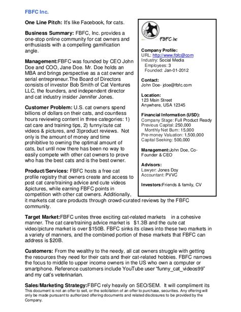 16593 template for resumes sle executive summary