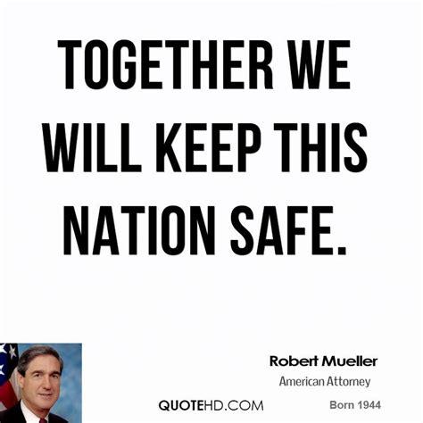 Robert Mueller Quotes Quotehd