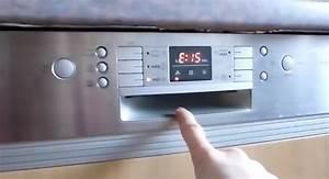 Dishwasher Error Codes