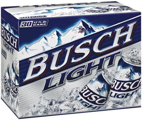Busch Light 30 Pack Price by Starting Line Loseforcarlyandryker