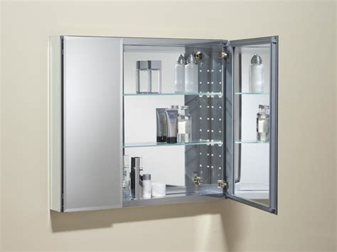 bathroom mirrors with storage ideas kohler k cb clc3026fs 30 by 26 by 5 inch door aluminum cabinet home improvement