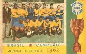 Brazil Winner World Cup 1962 - Brasil campeão da copa do