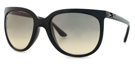 cat with glasses black ban rb4126 cats 1000 sunglasses free shipping