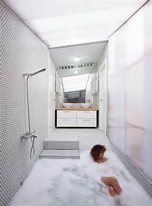 Salle De Bain Originale : shower room design ~ Preciouscoupons.com Idées de Décoration