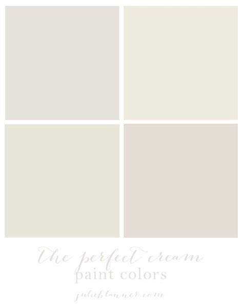 the best cream paint colors see how they look in actual