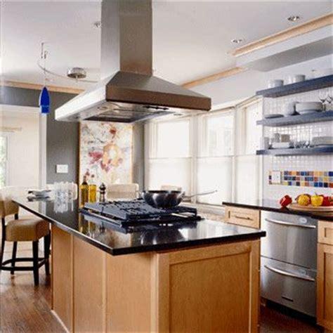 kitchen island ventilation ideas ranges and islands on