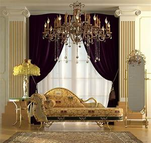 Eleganckie żyrandole i kinkiety do salonu - Blog Villadecor
