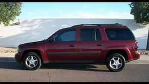 2005 Chevrolet Trailblazer Ext Ls 3rd Row Seats Sun Roof