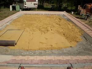 Gravier A Beton : calculer combien de m3 et combien de beton sable gravier ~ Premium-room.com Idées de Décoration