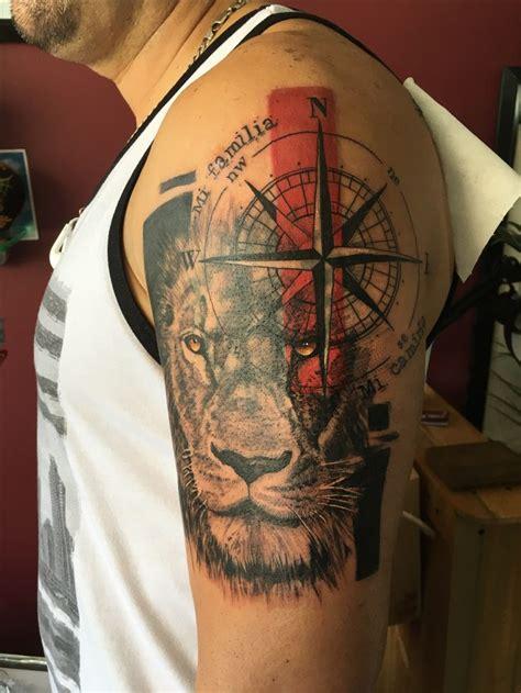 mas de  ideas increibles sobre tatuajes leones en