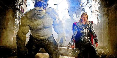 mark ruffalo thinks thor  hulk   fight
