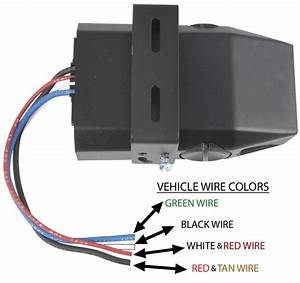 How To Wire Brake Controller To Wires Under Dash That Are
