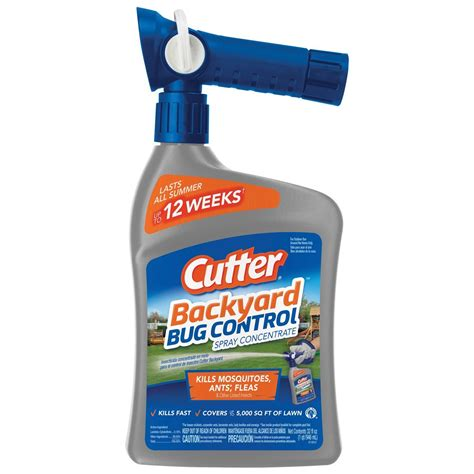How To Use Cutter Backyard Bug by Best Ant Sprays Insect Cop