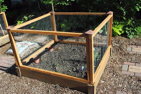 Building A Better Rabbit Fence