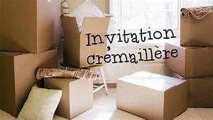Pendaison De Crémaillère Invitation : invitation cr maill re ~ Melissatoandfro.com Idées de Décoration