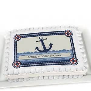 Nautical Baby Shower Cupcakes by Nautical Baby Shower Food Ideas Shower That Baby