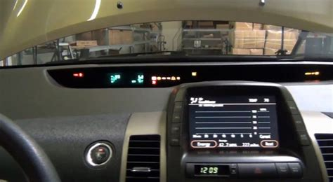 2010 2014 toyota prius oil change with maintenance light
