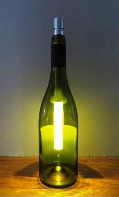 Bottle Led Decor Hour Happy