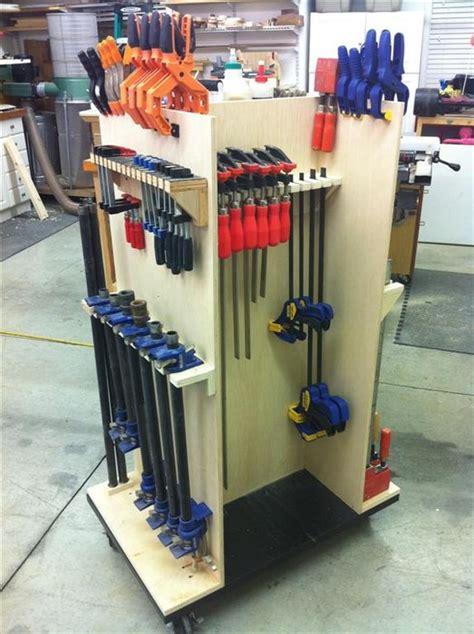 rolling clamp cart  cory  lumberjockscom