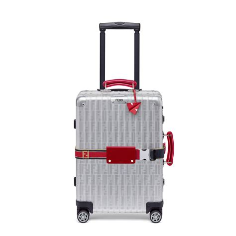 rimowa cabin luggage shop fendi fendi x rimowa cabin trolley luggage