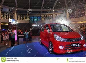 New Suzuki Karimun Estilo Launching Editorial Stock Photo