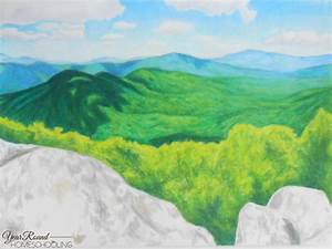How to Draw Landscapes with Colored Pencils - Year Round ...