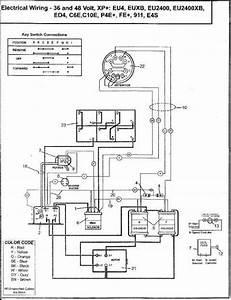 16  Par Car Golf Cart Wiring Diagram