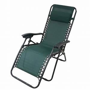 Chaise Longue Bain De Soleil : chaise longue de jardin inclinable achat vente chaise ~ Dailycaller-alerts.com Idées de Décoration