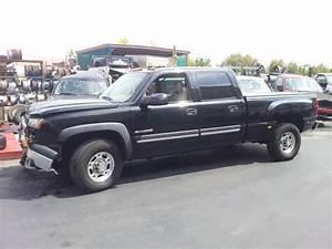 Used 2003 Chevrolet Silverado 1500hd 6 0l V8 4l80e Auto