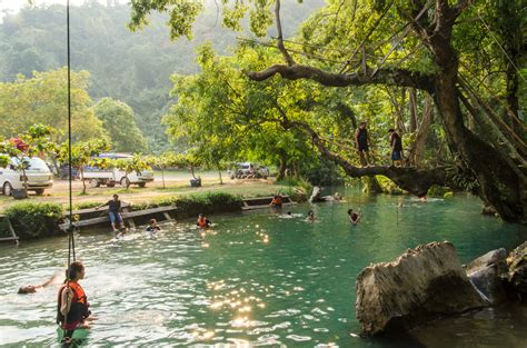 10 Vang Vieng Attractions And Activities Planetgravy