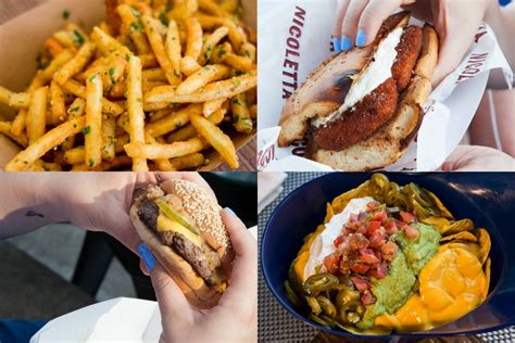 Mets Cuisiné 9 Innings Of Ballpark Food At Citi Field Yankee Stadium