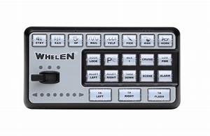 Whelen Cencom Carbide Siren And Light Control Center