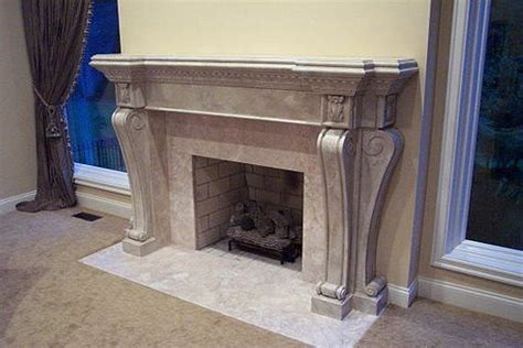 Corbel Fireplace by Fireplace Corbels By Alan Lumberjocks