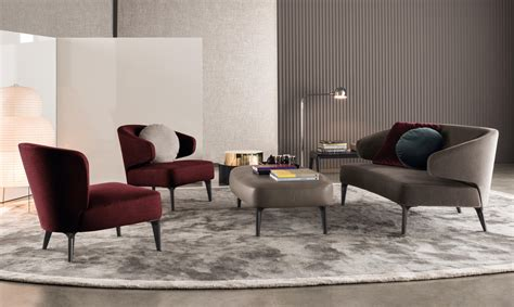Sofas From Minotti