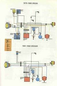 1978 Honda Xl 125 Wiring Diagram
