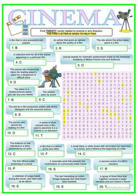 types  tv programmes vocabulary