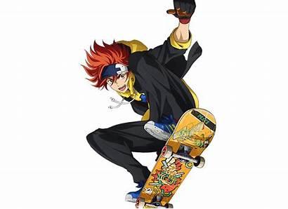Sk8 Reki Anime Character Infinity Hatanaka Tasuku