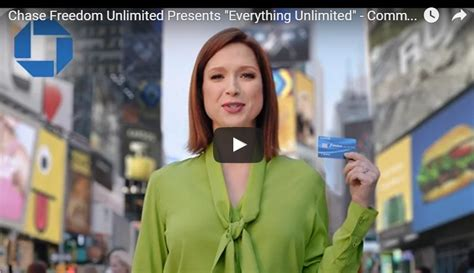 Commercial cards function as a working capital tool, says david lapaglia, vice president of regions commercial card product management. New TV Commercial Totally Undersells Chase Freedom Unlimited Card, Misses Most Lucrative ...