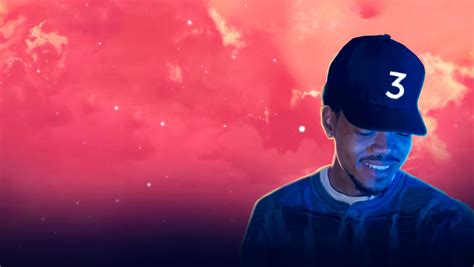 """Chance The Rapper's """"coloring Book"""""""