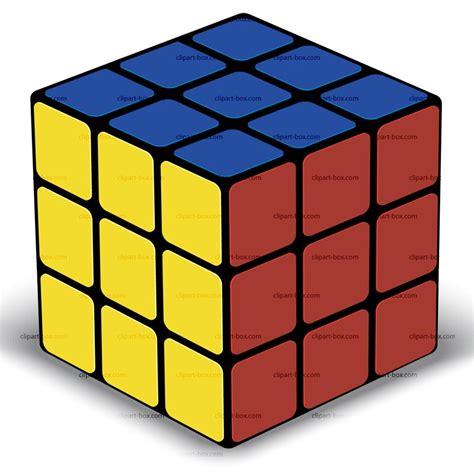 Cube Clipart Rubik S Cube Clipart Clipart Suggest