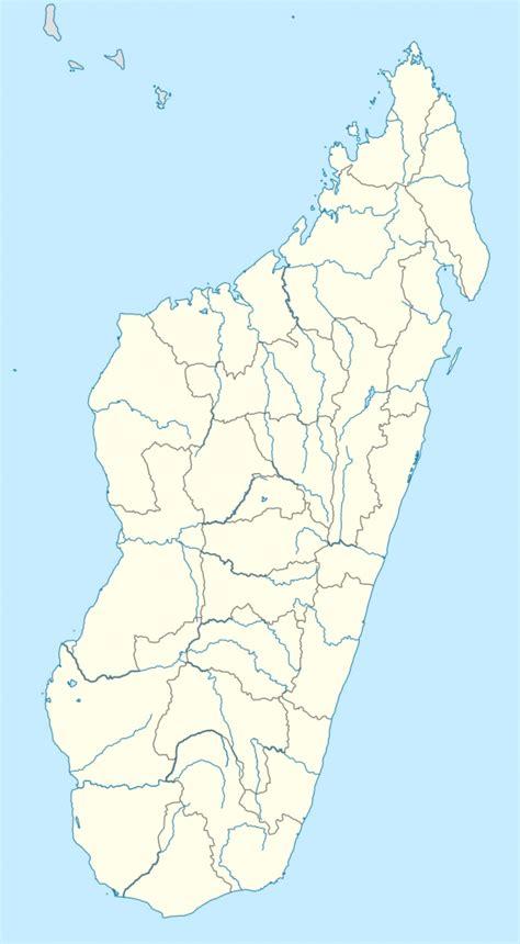 Ģeogrāfiskā karte - Madagaskara - 803 x 1,458 Pikselis ...
