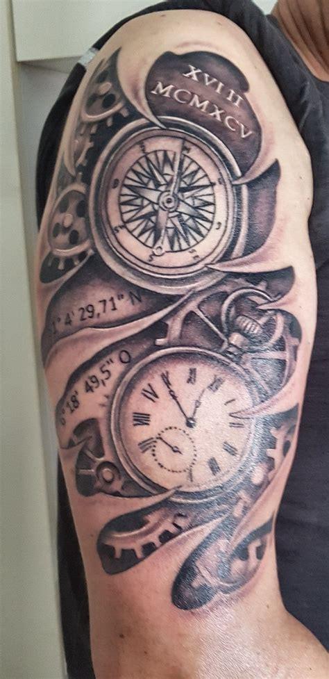 kompass unterarm pin bill auf creative kompass uhr kompass und geburtsdaten