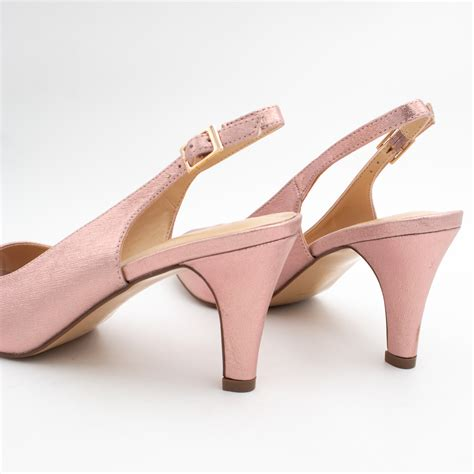 Lotuslarissa Pink Leavys Shoes