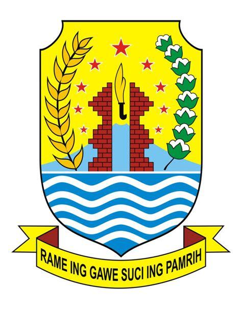 logovectorcdr logo kabupaten cirebon