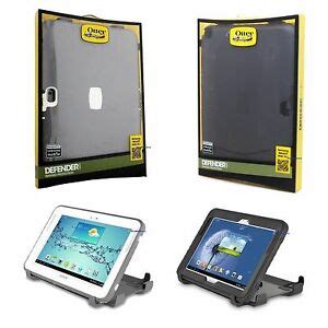 new otterbox defender samsung galaxy note 10 1 kick stand ebay