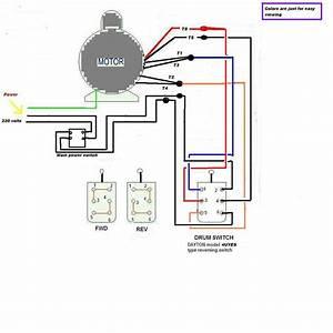 9 Wire Motor Diagram