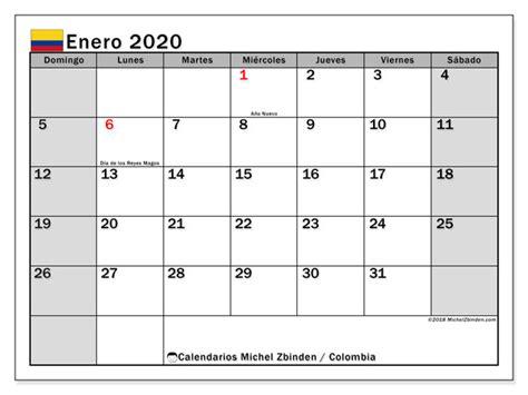 calendario 2020 da stare gratis calendario enero 2020 colombia michel zbinden es