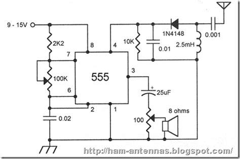 Radio Circuits Blog Simple Fired Monitor
